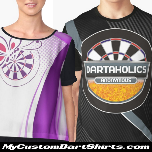 Custom Team Darts Shirts