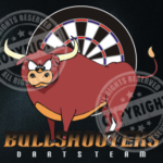 Bullshooters Darts Shirt Design