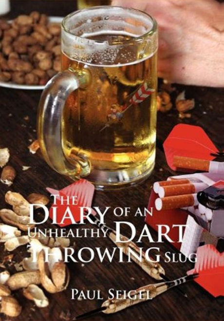 Portfolio: The Diary of an Unhealthy Dart Throwing Slug Book Cover