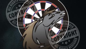 Crazy Horse Darts Shirt Design