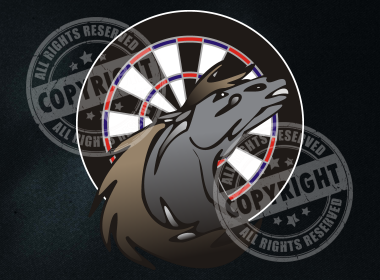Crazy Horse Darts Shirt Design