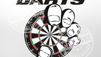 Darts Fist Darts Shirt Design