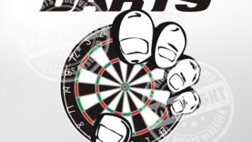 Darts Fist Darts Shirt Design