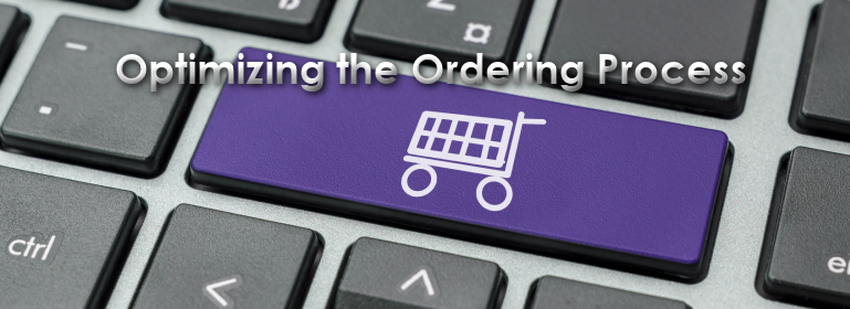 Optimize/Review Your Order Process