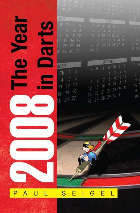 2008 The Year In Darts Book Cover