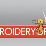 Embroideryopoly Logo Design