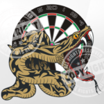 Snakebite Darts Shirt Design
