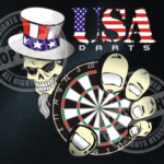 USA Darts Shirt Design