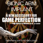 The Bionic Arm Implant for Darts Players