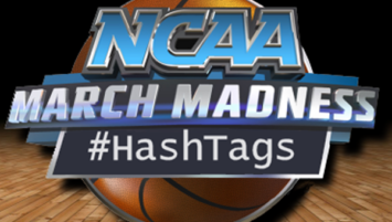 March Madness Hashtags