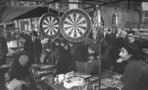 Petticoat Lane Free Market