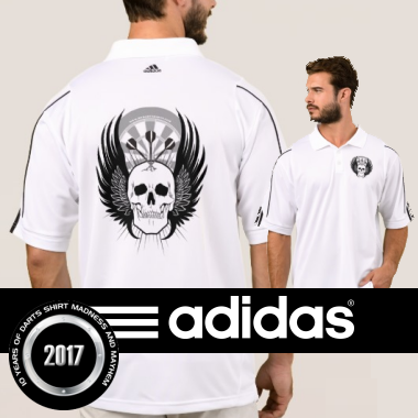 Custom Adidas Darts Shirts