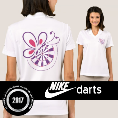 Custom Ladies Nik Darts Shirts