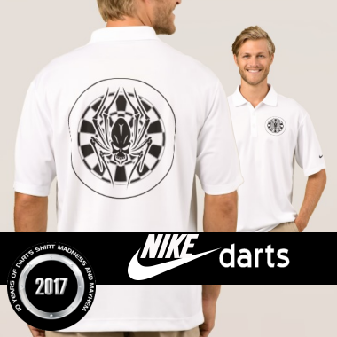 Custom Nike Darts Shirts