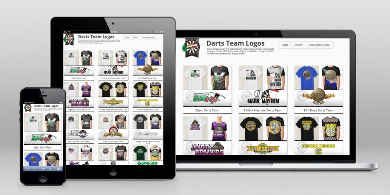 Darts Team Logos