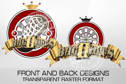 Bag O Nuts Darts Shirt Design